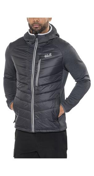 Jack Wolfskin Skyland Crossing Fleece Jacket Men black